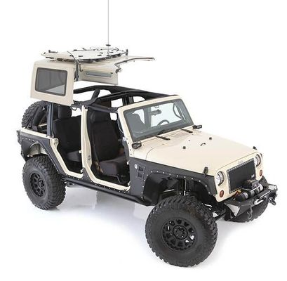 Smittybilt Hard Top Power Hoist for 2007-2018 Wrangler JK
