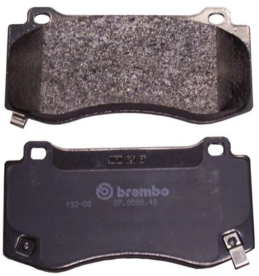 Mopar SRT8 Brembo Front Brake Pads for 2005-2010 Grand Cherokee WK