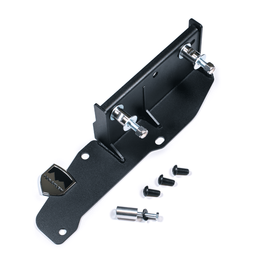 Teraflex Alpha Hi-Lift Jack Mount for Wrangler JK