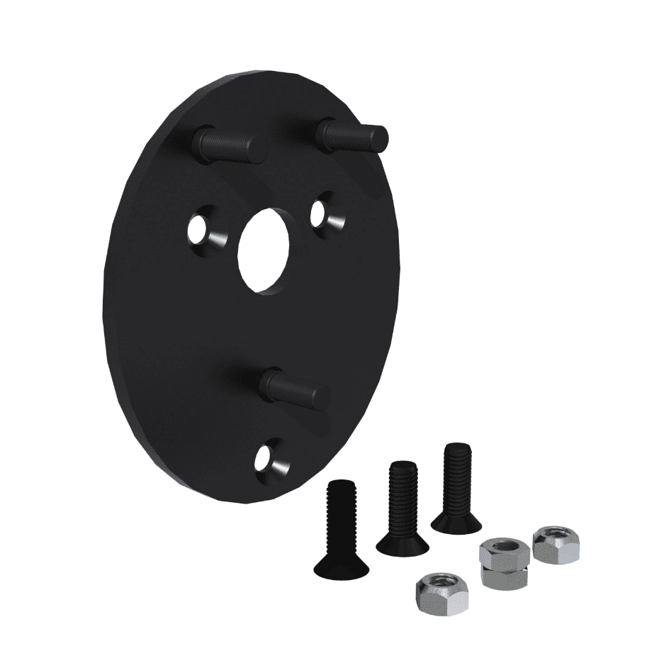 Teraflex Spare Tire Extension Bracket Kit for Wrangler JK