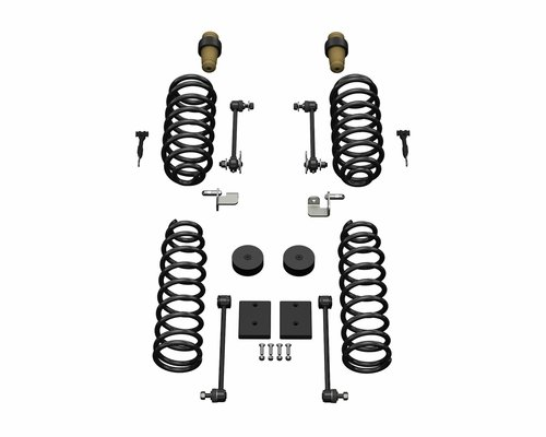 "Teraflex Sport S/T1 Suspension System (1.5"" Leveling) without Shocks for Wrangler JK"