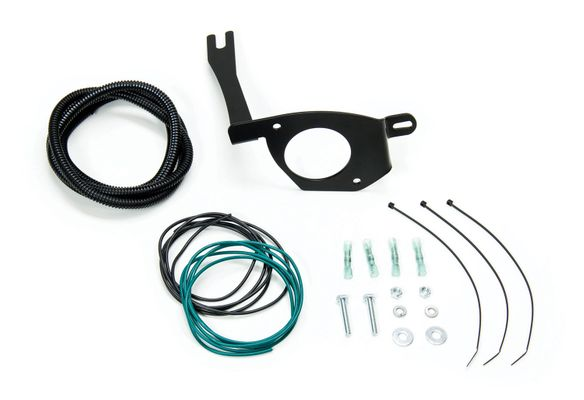 Teraflex Vacuum Pump Relocation Bracket Kit