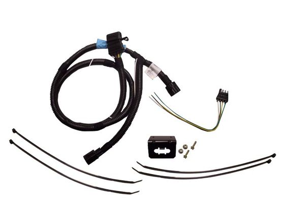 Trailer Tow Wire Harness Kit (SWB)