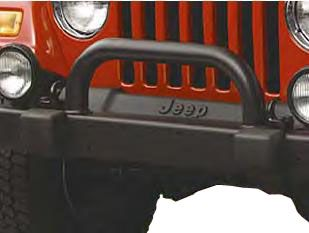 TJ Wrangler Tubular Grille Guards