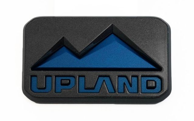 Mopar Upland Badge for 2014-2020 Cherokee KL, 2011-2020 Grand Cherokee WK2, and 2019-2020 Renegade BV