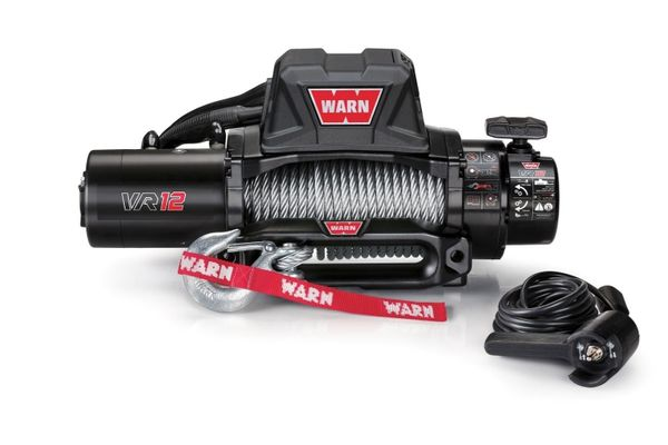Warn VR12 Standard Duty 12,000lb. Winch
