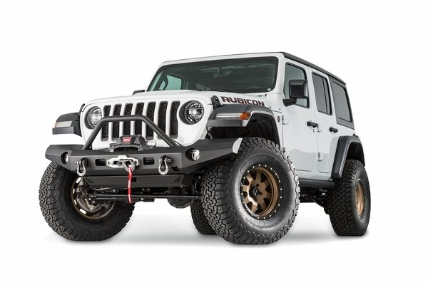 Warn Skid Plate for Elite Series Front Bumper for Wrangler JL