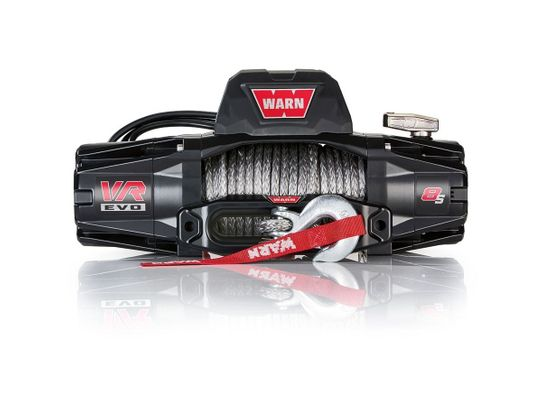 Warn VR EVO 8-S 8000lb Standard Duty Winch with Synthetic Cable