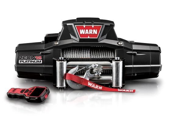 Warn Zeon 12 Platinum 12,000lb. Ultimate Performance Winch