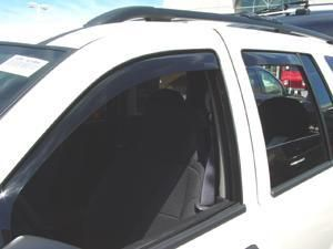 WeatherTech Side Window Air Deflectors for 1999-2004 Grand Cherokee WJ