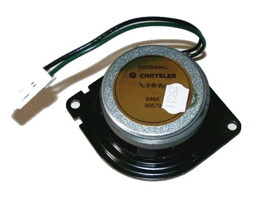 Mopar Tweeter for 1999-2004 Grand Cherokee WJ