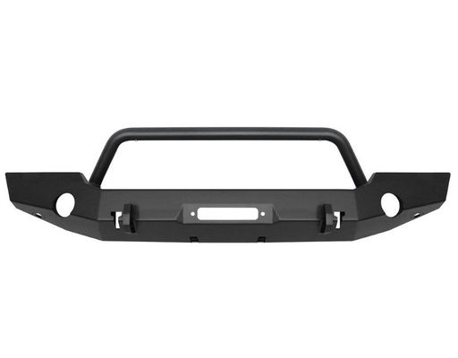 Westin Automotive WJ2 Full Width Front Bumper with Bull Bar for 2007-2020 Wrangler JK/JL and 2020 Gladiator JT