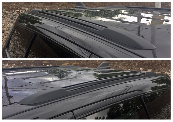 Mopar Gloss Black Roof Side Rails for 2011-2021 Grand Cherokee WK2