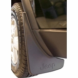 WK2 Grand Cherokee Deluxe Molded Splash Guards