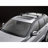 WK2 Grand Cherokee Removable Roof Rack Cross Rails