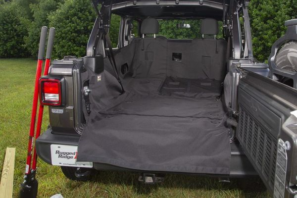 Rugged Ridge JL Wrangler C3 Cargo Cover