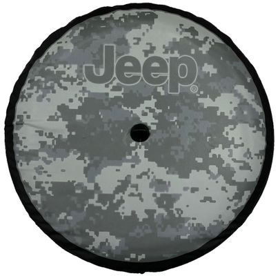 JL Wrangler Digital Camo Jeep Tire Cover
