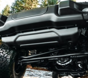 Mopar Front Bumper Skid Plate for the Wrangler JL and Gladiator JT