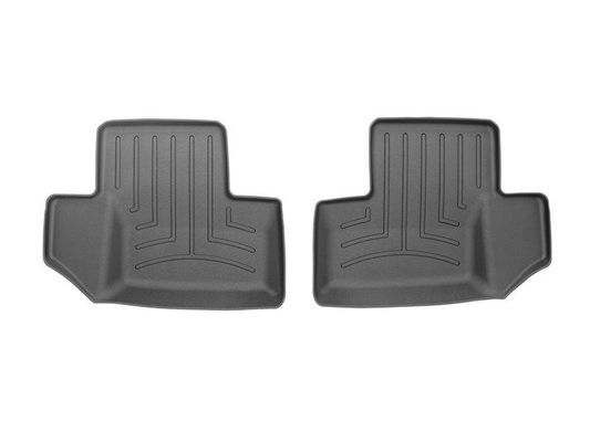 WeatherTech DigitalFit Rear Floor Liner for 2014-2018 2-Door Wrangler JK