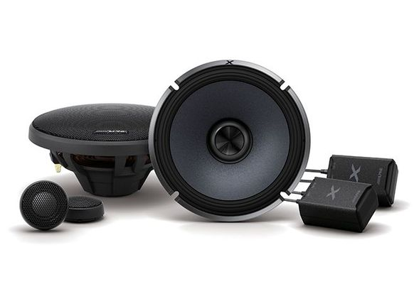 "Alpine Type-X 6-1/2"" Component 2-Way Speaker System (X-S65C)"