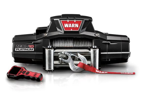 Warn Zeon 10 Platinum 10,000lb. Ultimate Performance Winch