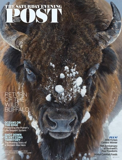 2018 Issues of The Saturday Evening Post