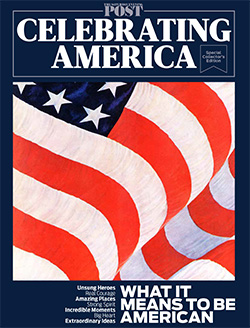 The Saturday Evening Post: Celebrating America