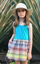 Anthem of the Ants Scavenger Hunt Little Girls Sun Dress 4T 6