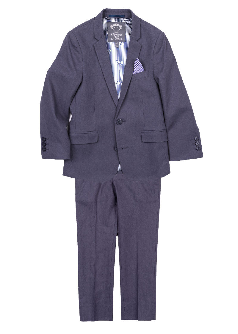 a164b44f7 Appaman 2pc Grey Mod Linnen Boys Suit 12 Last 1 - Semi Annual Clearance