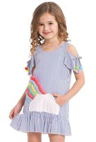 Baby Sara Rainbow Ruffles Little Girls Dress * Top Seller*