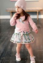 Baby Sara Super Cute Long Sleeves Girls Dress
