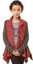 Blu by Blu Cherry Pop Ruby Knit Cardigan/ Jacket 7