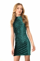 Gigi Ri Green Stylish Tween Cocktail Dance Dress 14 16