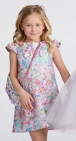 Halabaloo Infant & Little Girls Glitter Jacquard Dress 12m 18m 5