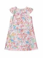 Halabaloo Infant Girls Glitter Jacquard Dress 12m 18m