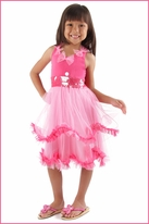 Haven Girl Pink Tulle & Sequins Little Girls Party Dress 2t