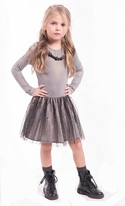 Imoga Super Cute Girls Sparkly Stars Necklace Dress *Top Seller*