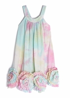 Isobella & Chloe Magic Muse Tye Dye Spring Dress  10 Last 1