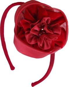 "Isobella & Chloe ""Ruby Kiss"" Girls Headband"