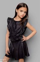 Mia New York 2pc Stunning Cascade Top & Skirt Outfit (10, 14)