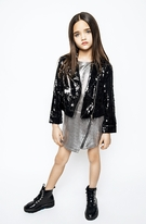 Mia New York Sparkly Black Sequin Blazer *Top  Seller* 12 14