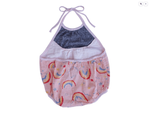 Miki Miette 1pc Infant Girl Rainbow Bubble Outfit 3m 6m 18m