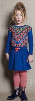 MIM-PI Beautiful Long Sleeve Winter Dress  sz 4 Last 1