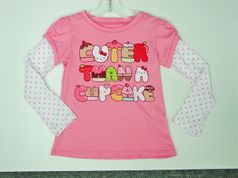 Disney Couture Infant & Toddler Girl's Tee Hello Kitty  0/6m 2T