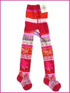 MP Adorable Floral fall Colors Tights from Europe 18M