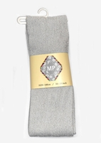 MP Silver Lurex Special Occasion Tights