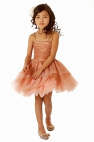 Ooh La La Couture Blush Pink 2-Tone Wow Carrie Dress 2T 24m
