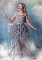 Ooh La La Couture Caprivating Emma BeadedTween Girls  Dress *Top Seller*