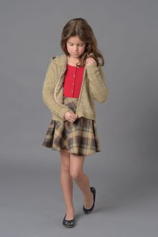 Ragdoll & Rockets Hooded Fox Fuzzy Zipper Jacket Tween 10 16