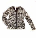 Ragdoll & Rockets Layla Cheetah Girls Zip Cardigan 8